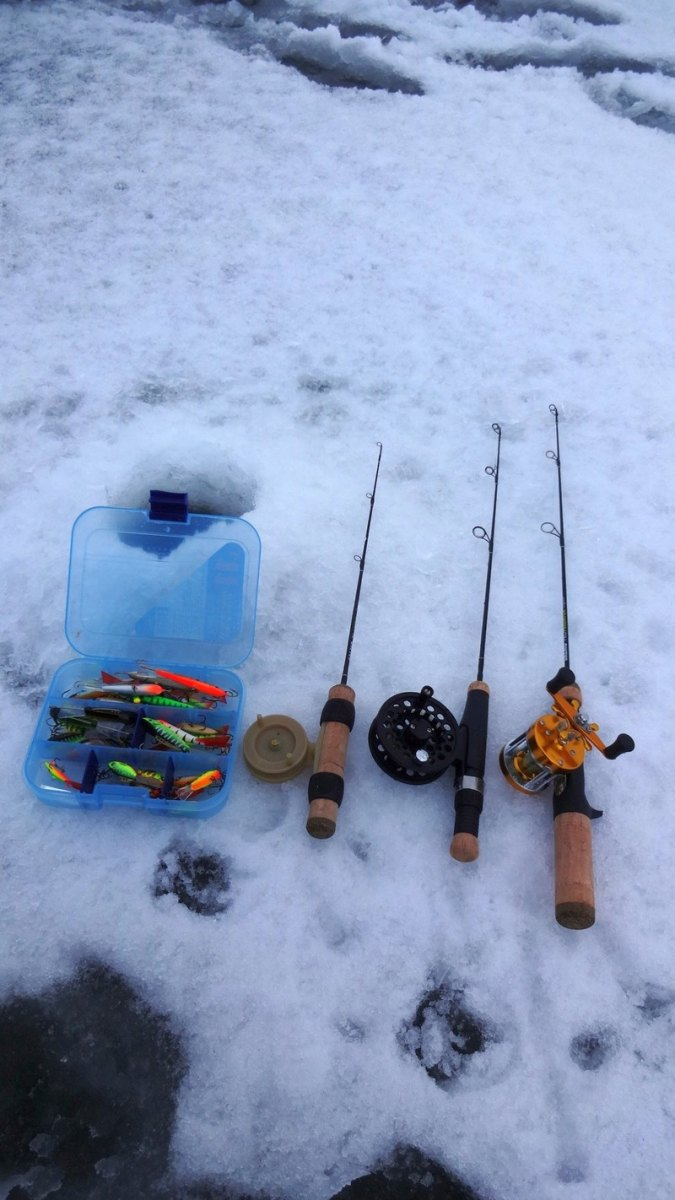 Для начинающих зимняя рыбалка