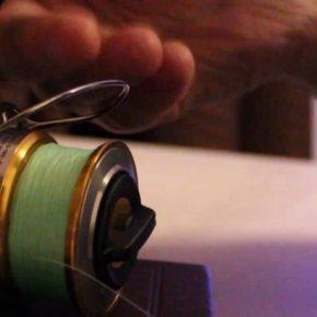 Как привязать к катушке леску — лучшие надежные узлы и особенности их монтажа своими руками (100 фото и видео)
