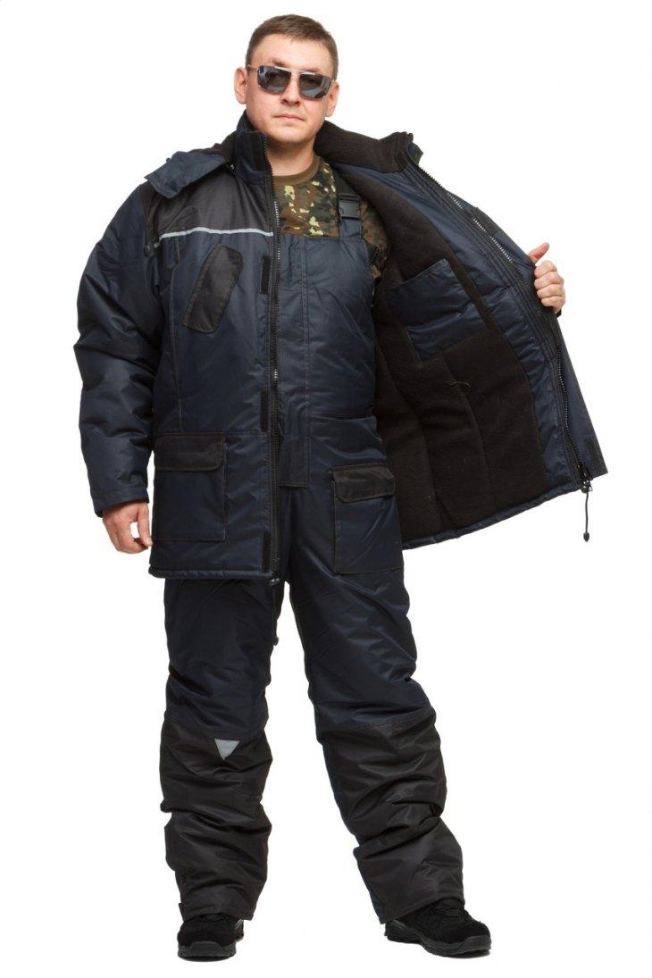 Как выбрать размер костюма для зимней рыбалки