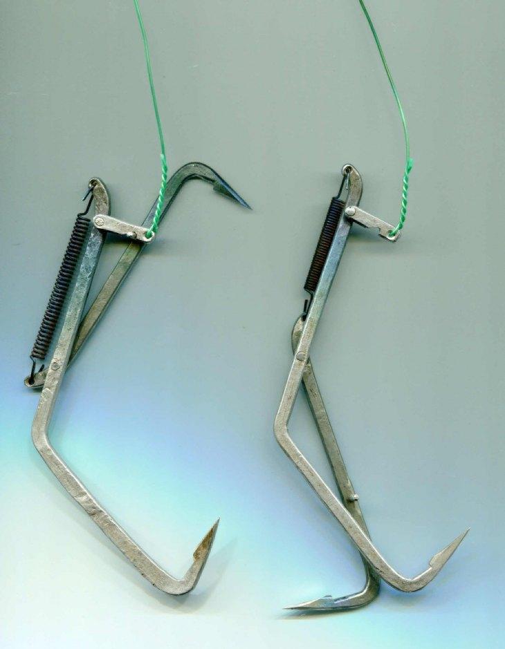 Приспособление для быстрого вязания крючков