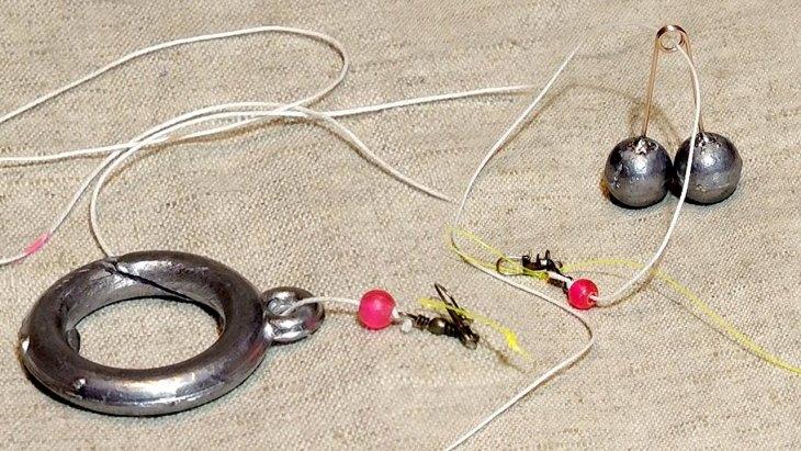 Ловля леща на кольцо: принципы монтажа и техника ловли