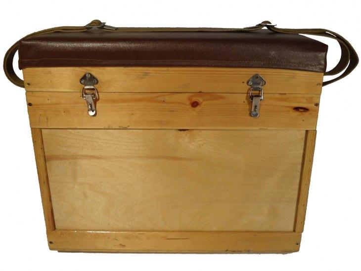 Рыбацкий ящик из канистры