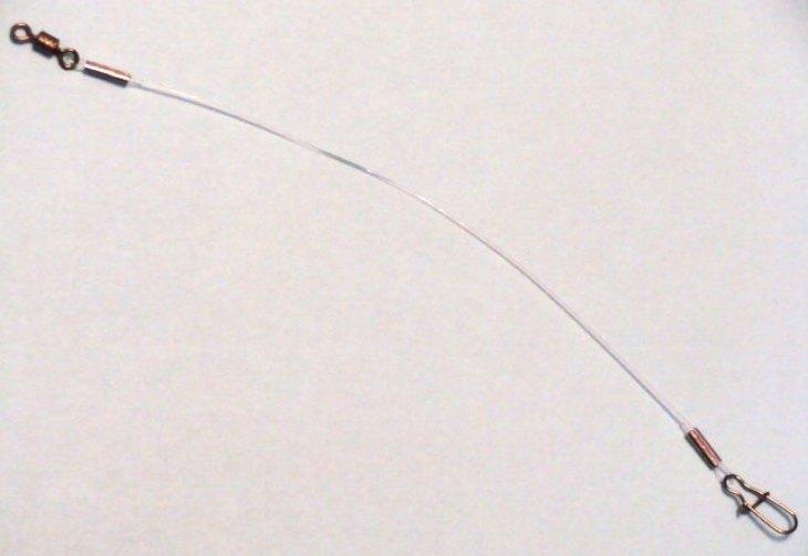 Поводок из флюрокарбона на фидер отзывы