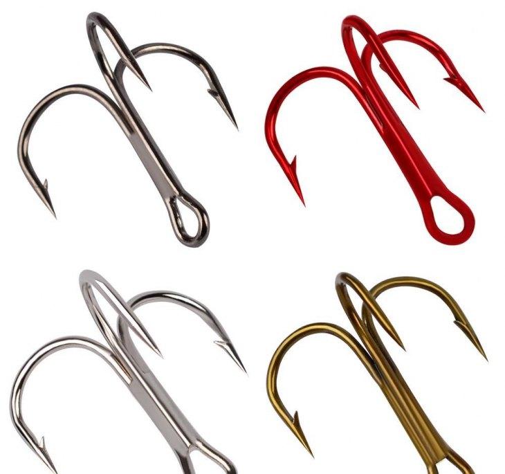 Какие крючки лучше выбрать для ловли карася