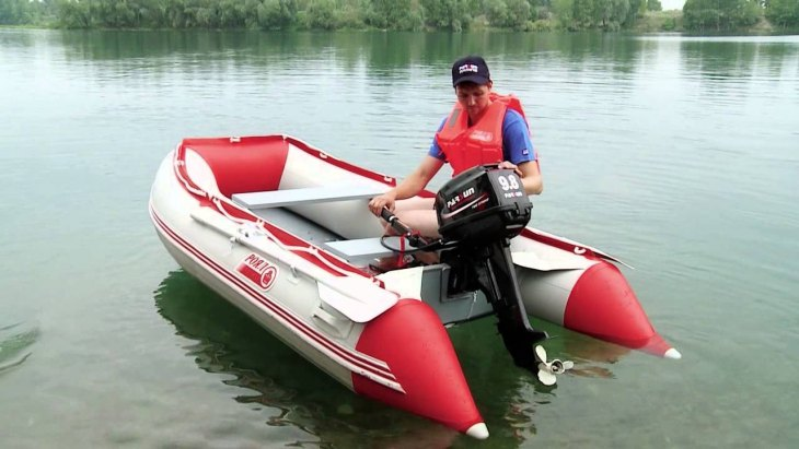 Надувная лодка своими руками — viberilodku