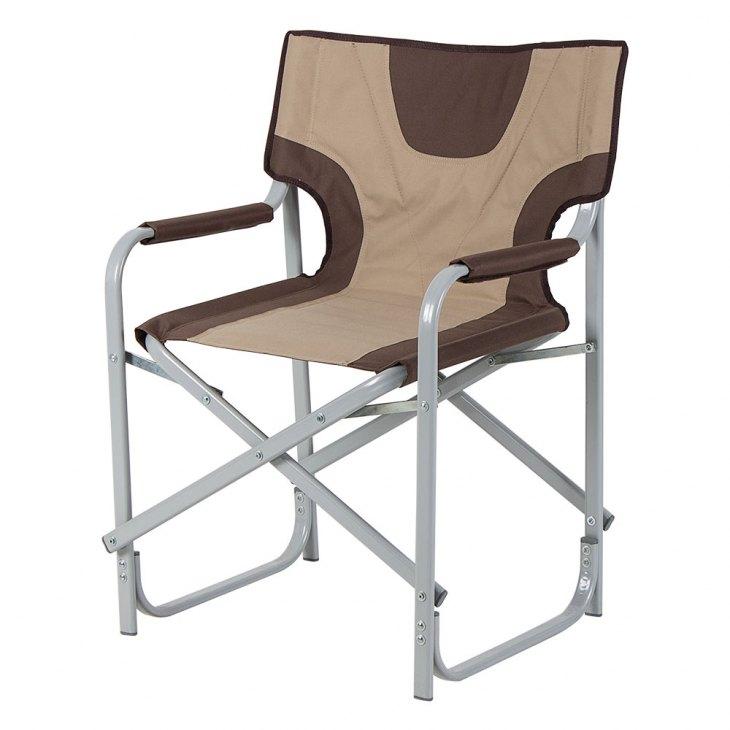 Самодельный стульчик для рыбалки со спинкой